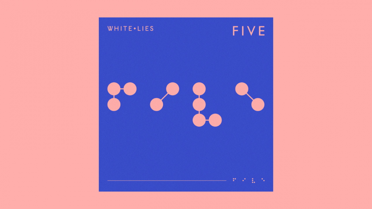 White Lies Five Album Artwork
